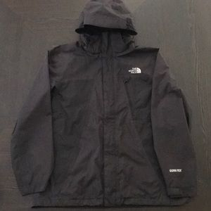 NORTHFACE GOR-TEX WINDBREAKER/RAIN JACKET SIZE XL
